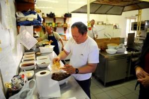 Tommy Shan és a André Shan főz