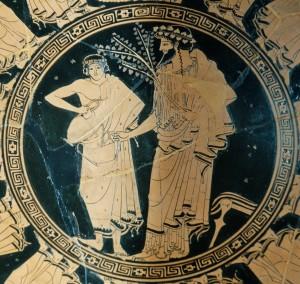 Az ifjú Dionüszosz (Louvre