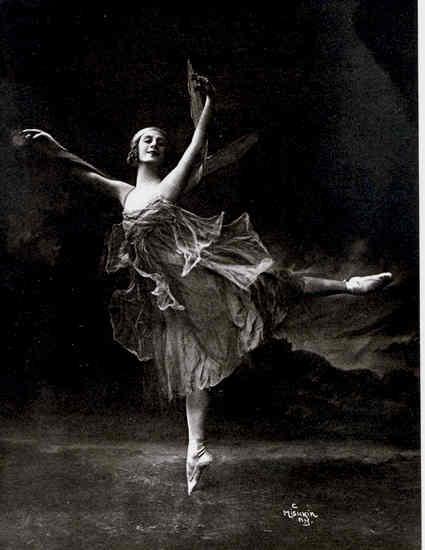 Anna Pavlova (Sztravinszkij: A tűzmadár)