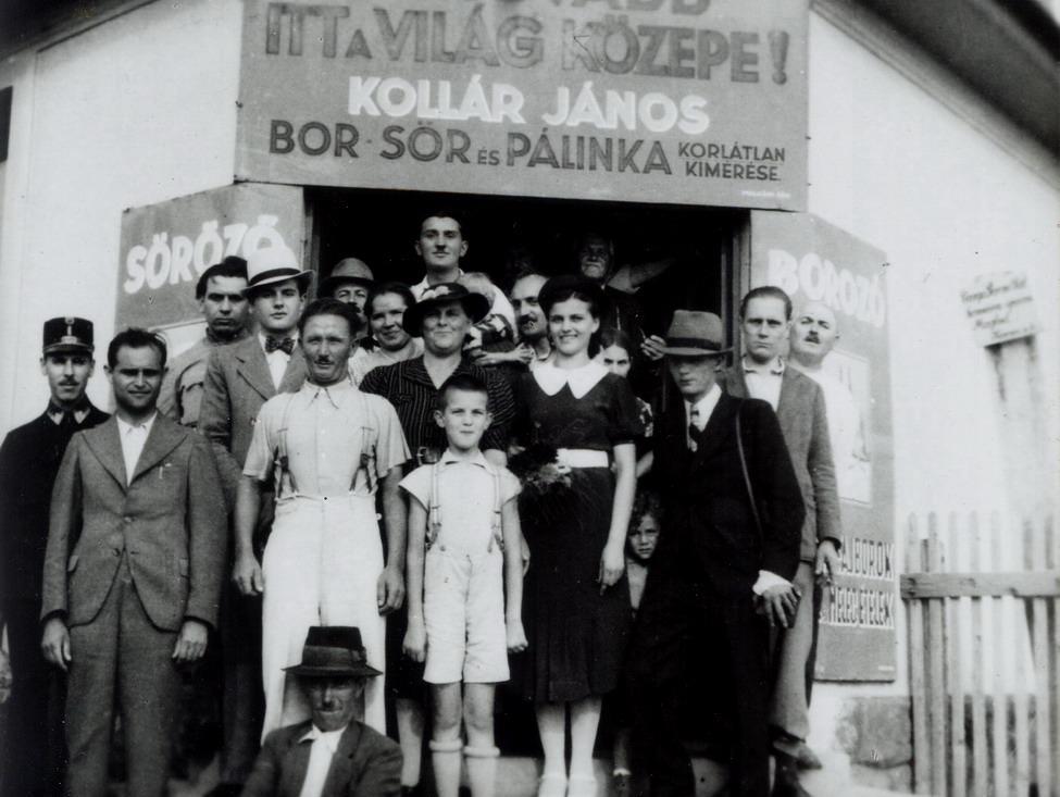 1938. augusztus 20; Forrás: Szelepcsényi Sándor honlapja