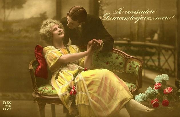 A francia szerető