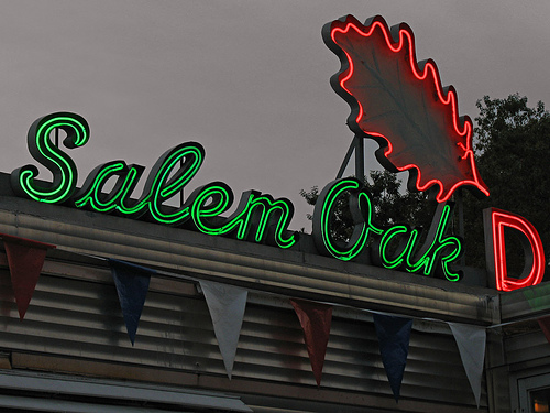 Salem Oak Diner, Salem , NJ, Photo: Magarell