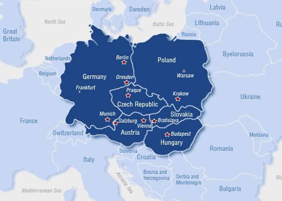 """Ez is """"Közép-Európa"""""""