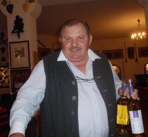 Punk Ferenc (Tihany), Photo: Csíki Sándor