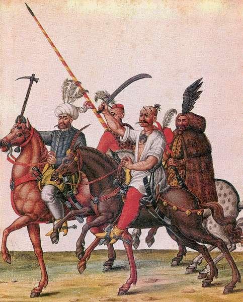 törökök Villányban