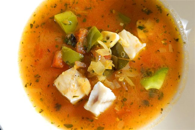 Creol bouillabaisse; Photo: studiobakos