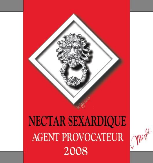 Agent provocateur 2008, Merfelsz Pince, Szekszárd