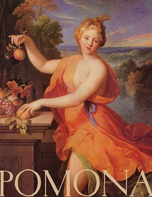 Pomona, a gyümölgyök, zöldségek istennője;