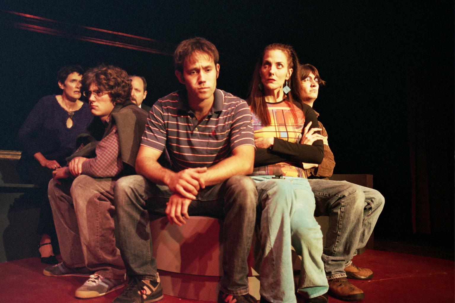Six degrees of separation, színház előadás; Forrás: laurajanecoles