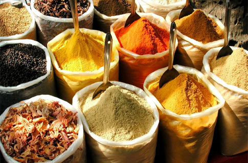 Fűszerek; Forrás:  blisteringspice