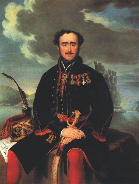 gróf Széchenyi István (