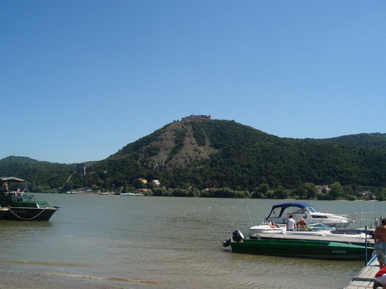 Visegrádi vár Nagymaros 2009. augusztus 20.