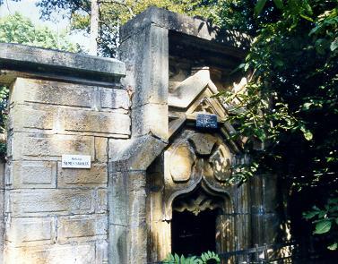 Paget János sírja a Házsongárdi temetőben (Kolozsvár); Forrás:  baloghpet.blogspot.com