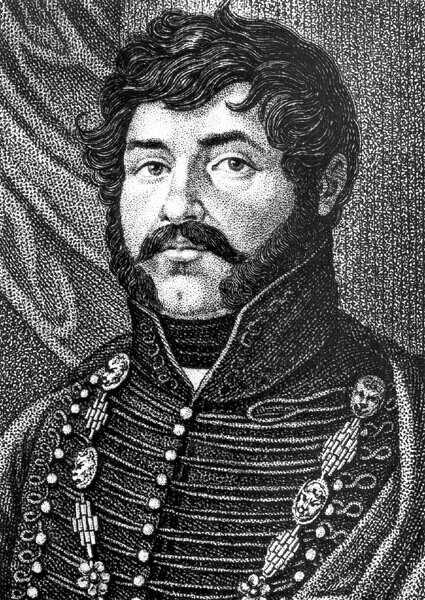 Berzsenyi Dániel (1776-1836)