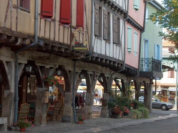 Mirepoix, Forrás:  vivreailleurs.over-blog.com