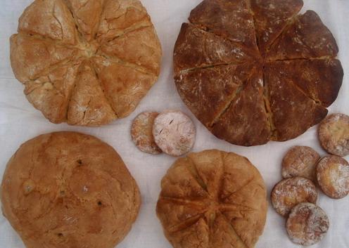Római kenyerek, www.foodandwine.hu