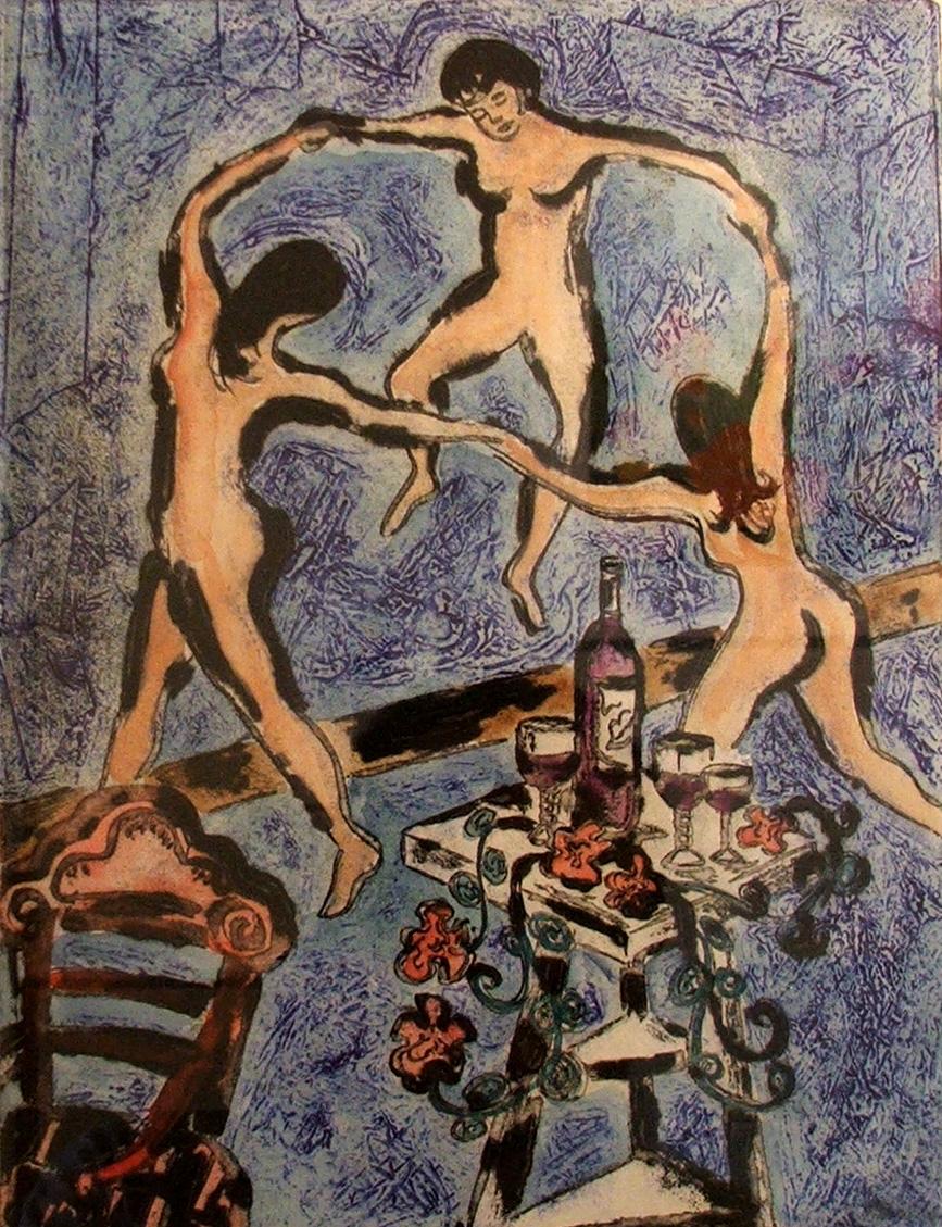 Matisse: A táncos és a bor