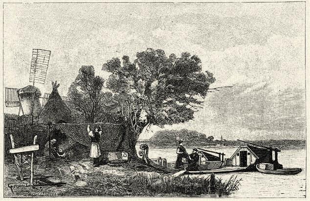 Tiszai halásztanya