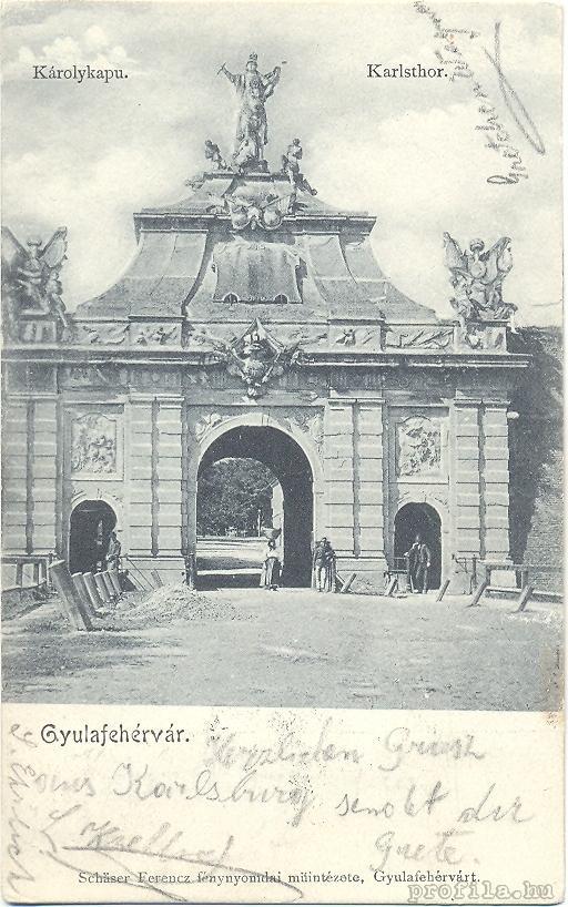 gyulafehérvár, Forrás: profila.hu