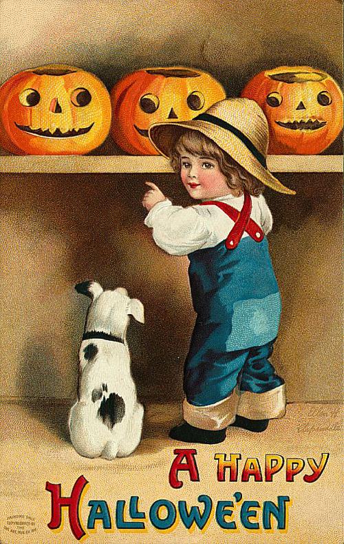Halloween; Forrás: clevercrow.com
