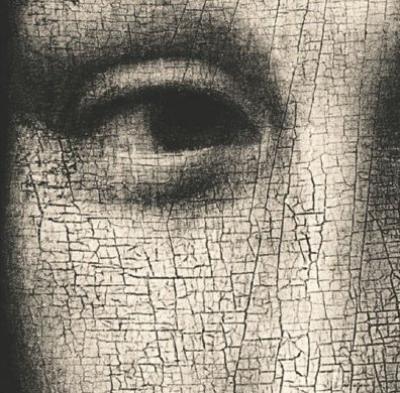 Leonardo da Vinci: Mona Lisa (részlet)