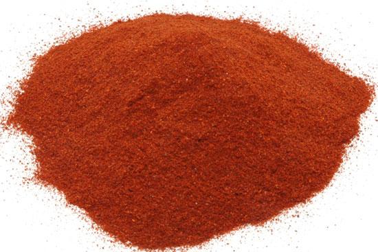 Paprika; Forrás: herbospiceperu.com
