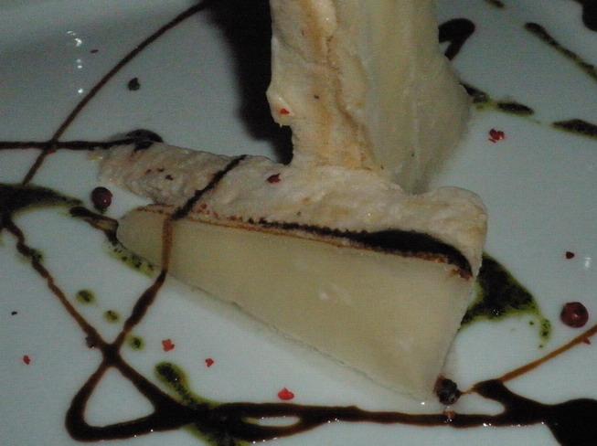 Muskotály parfé rózsaborssal, www.foodandwine.hu