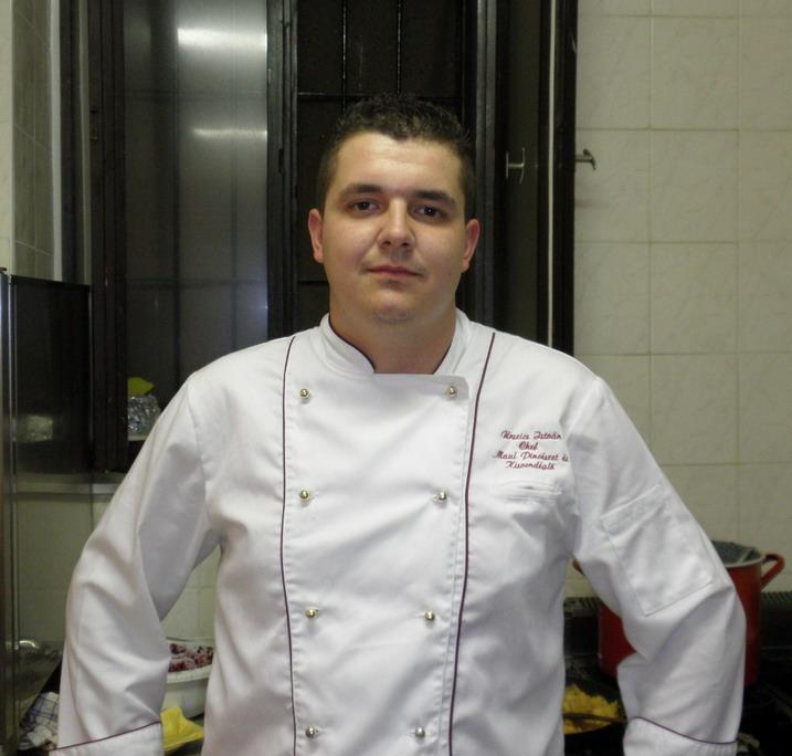 Urszics István, www.foodandwine.hu