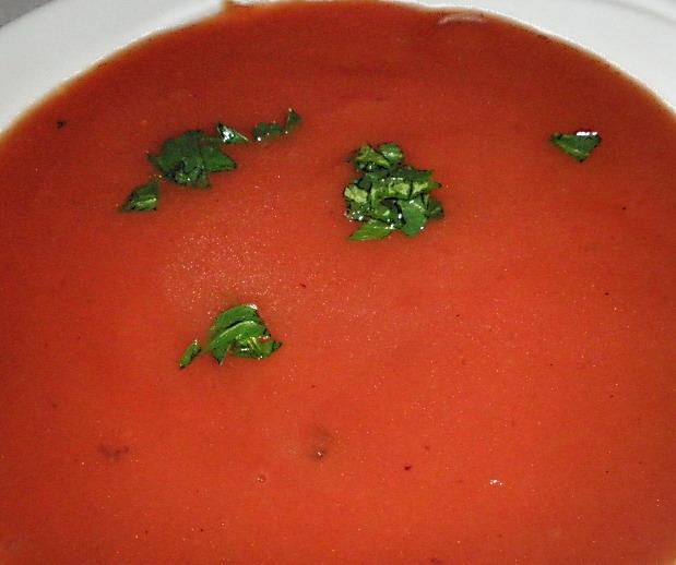 Paradicsommártás, Villány; www.foodandwine.hu