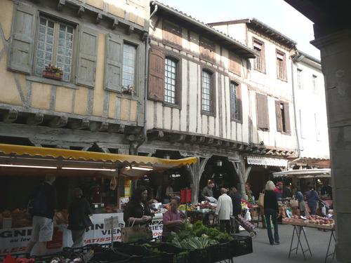 Mirepoix városa, Forrás:  hotel-restaurant-relais-royal.com