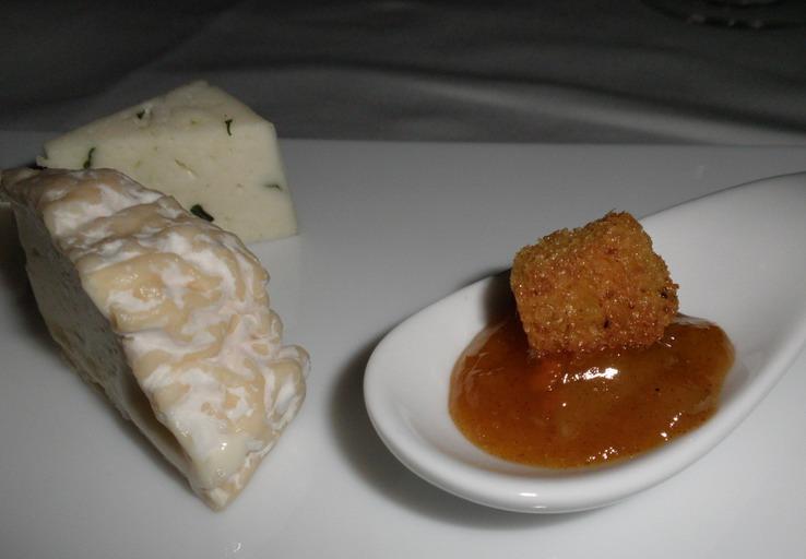 kecskesajtok, chutney, www.foodandwine.hu