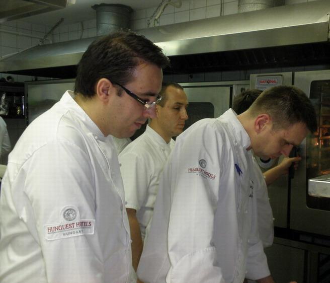 Németh László chef és kollégái, www.foodandwine.hu