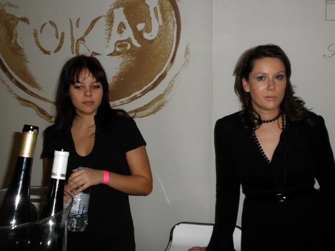 Debóra és Andrea (Disznókő), www.foodandwine.hu