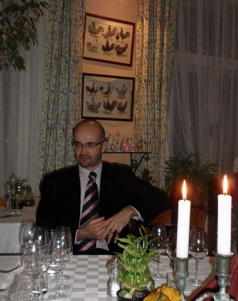 Dr.Körmöczi Imre, www.foodandwine.hu