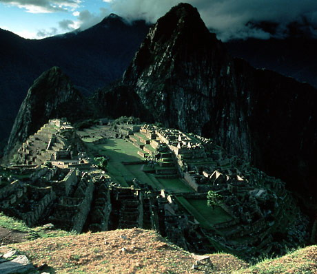 Peru, Photograph by Frans Lanting