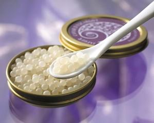Caviar d'escargot; Forrás:  nodotname.com