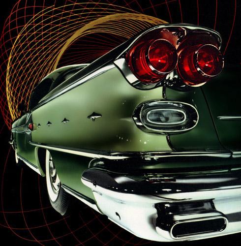 pontiac Bonneville 1958, Forrás: wparena.com