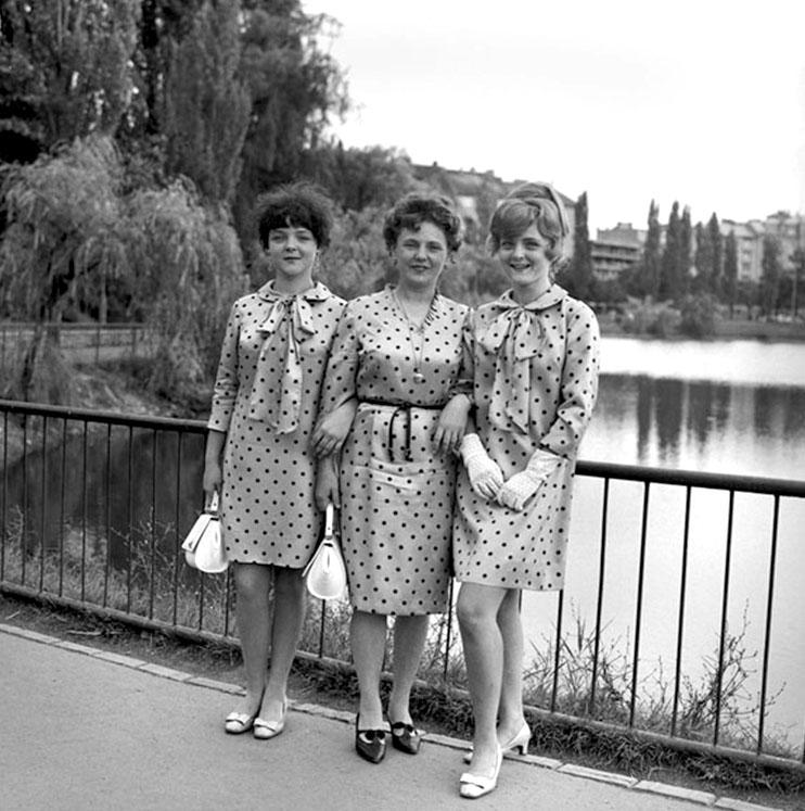 Hetvenes évek, a Feneketlen tónál, Forrás: museum.hu