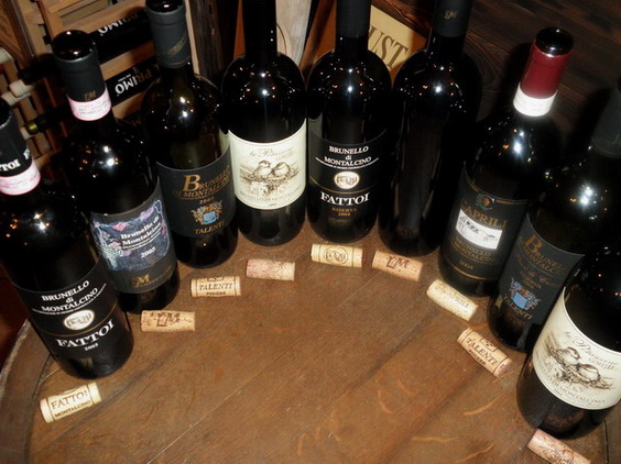 Brunello di Montalcino; www.foodandwine.hu