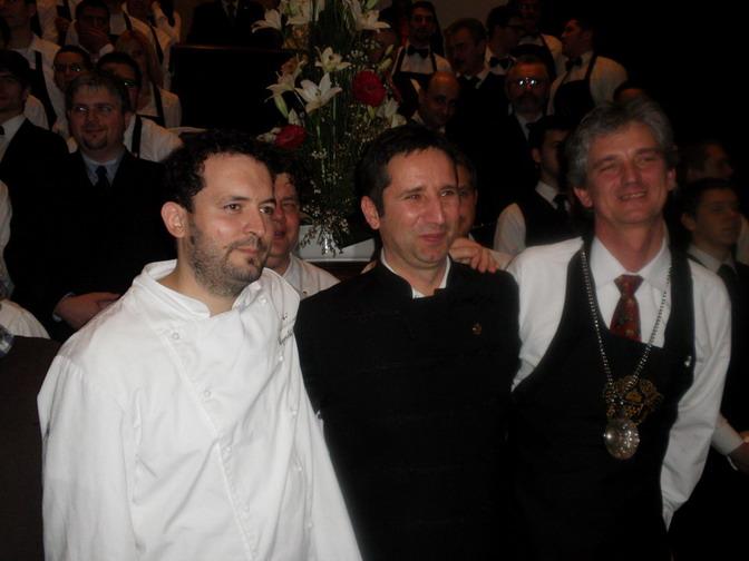 Ruprecht László, Dr.Lőrincz György, Szöghy Ottó; www.foodandwine.hu