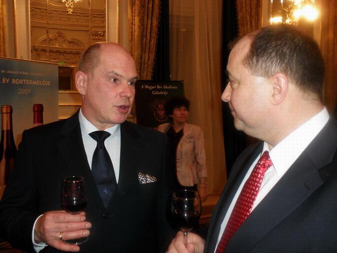 Iván László és Kovács László, www.foodandwine.hu