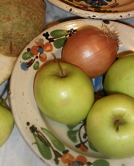 Zellerkrémleves, www.foodandwine.hu