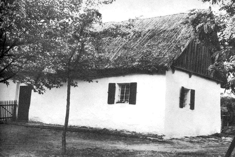 Szeged-Zákányszéki tanya (Épült a 19. sz. közepén); Forrás: mek.oszk.hu