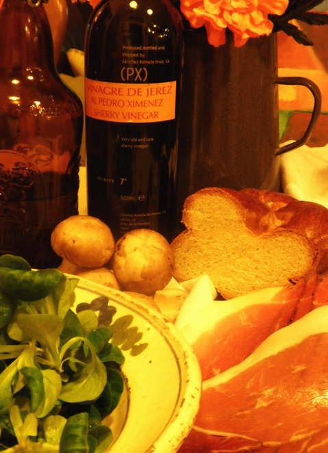 Valentin napi saláta, www.foodandwine.hu