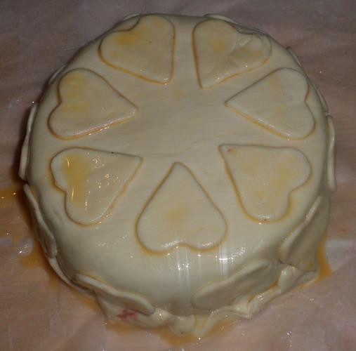 Valentin Napi sült camembert, www.foodandwine.hu
