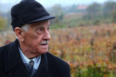 Dr.Bakonyi Károly a cserszegi fűszeres atyja, (Fotó: Borigo Magazin)