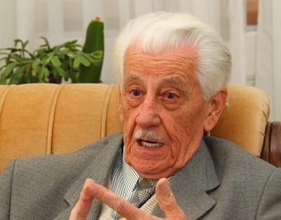 Dr.Bakonyi Károly, a cserszegi fűszeres atyja, (Fotó: Borigo Magazin)