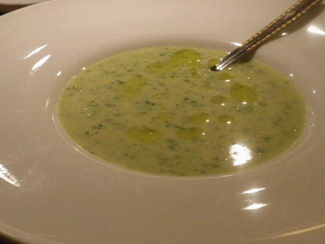 Petrezselyem krémleves; www.foodandwine.hu