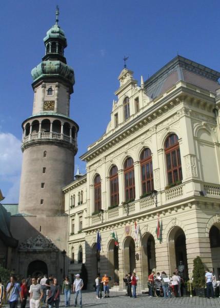 Sopron, Forrás: borportal.hu