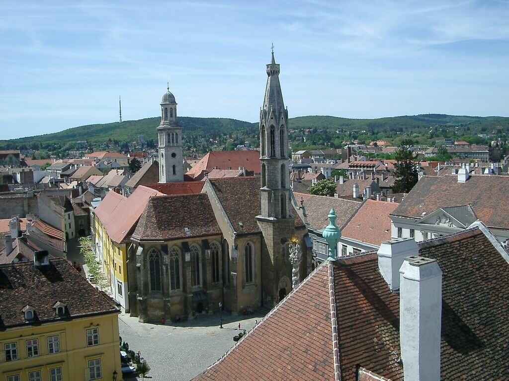 Sopron, Forrás: library.thinkquest.org